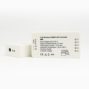 2.4G Wireless RGBW LED Controller(NEW)